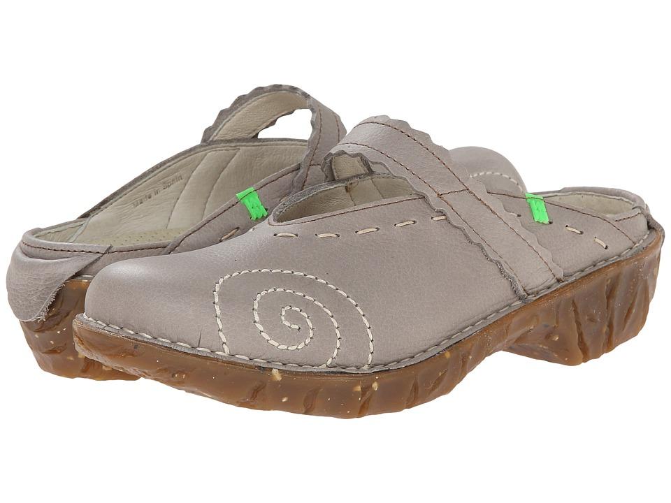 El Naturalista Yggdrasil N096 Grey Womens Shoes