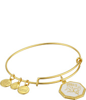Alex and Ani - Fortune's Bliss Sweet Pea Expandable Wire Bangle