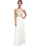 Faviana - Glamour Chiffon with Lace Bust S7533
