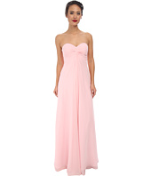 Faviana - Chiffon Strapless Sweetheart Knot Dress 7591