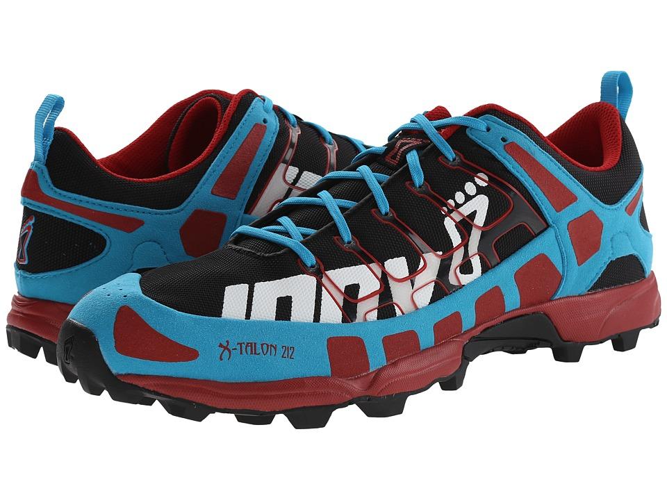 inov-8 - X-Talon 212 (Black/Blue/Chili) Mens Running Shoes