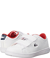 Lacoste Kids - Carnaby EVO HTB SP15 (Toddler/Little Kid)