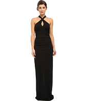 Nicole Miller - Cross Front Gown