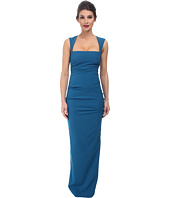 Nicole Miller - Techy Crepe Felicity Gown