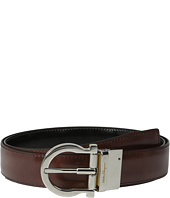 Salvatore Ferragamo - Twirl Four-Way Adjustable Reversible Belt