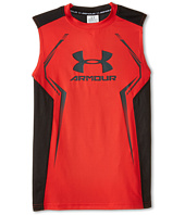 Under Armour Kids - Armour® Up Heatgear® Fitted Sleeveless Tee (Big Kids)