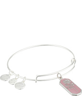 Alex and Ani - Deep Romance - Rose Expandable Wire Bangle
