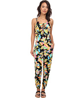 Trina Turk - Tahitian Floral Jumpsuit Cover-Up