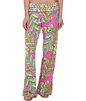 Trina Turk - Tuvalu Roll Top Pants Cover-Up