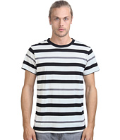 Alternative - Cotton Modal Stripe Crew