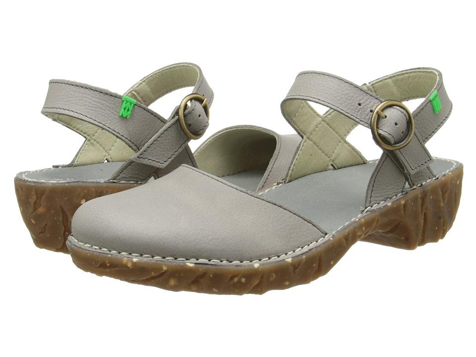 El Naturalista Yggdrasil N178 Grey Womens Shoes