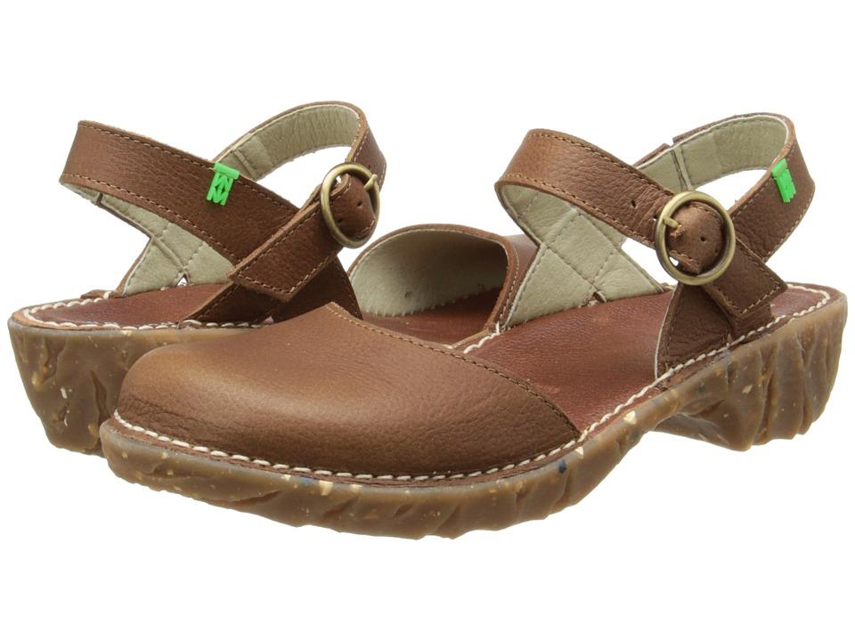 El Naturalista Yggdrasil N178 Wood Womens Shoes
