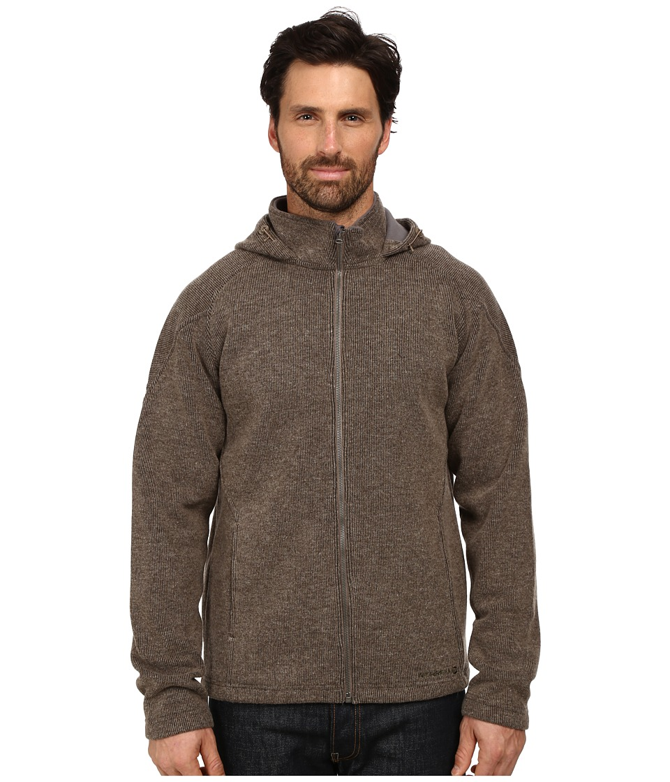 Merrell - Big Sky Hoodie (Cappuccino Heather) Men