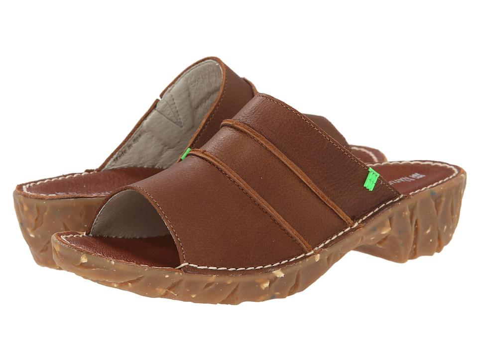 El Naturalista Yggdrasil NC91 Wood Womens Shoes