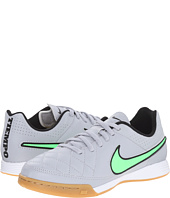 Nike Kids - Jr Tiempo Genio Leather IC Soccer (Little Kid/Big Kid)