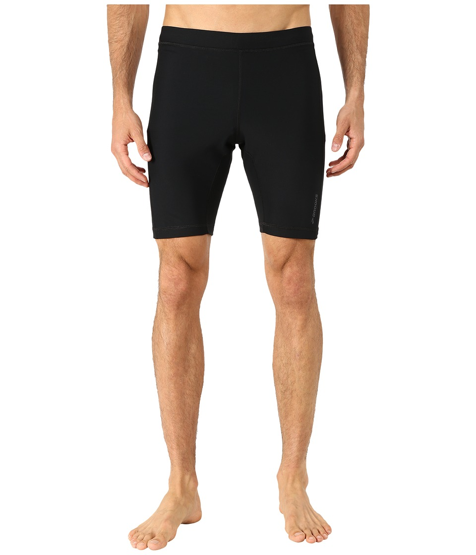 Brooks Greenlight 9 Short Tights (Black) Men