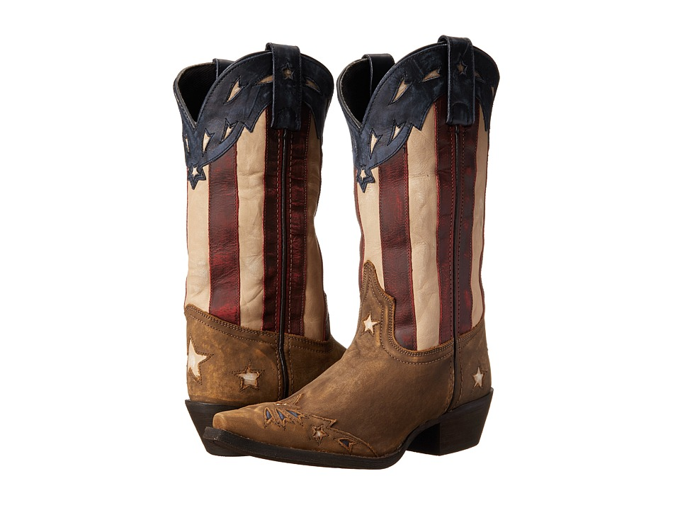 Laredo Keyes (Patriot) Cowboy Boots