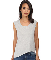 Alternative - Modal Asymmetrical Cap Sleeve Top