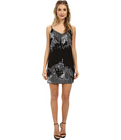 Aidan Mattox - Beaded Slip Dress