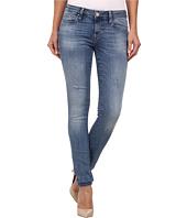Mavi Jeans - Alexa Mid Rise Skinny in Distressed Nolita