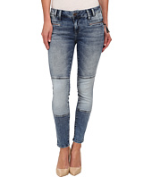 Mavi Jeans - Harper Low Rise Skinny in Blue Blocking