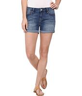 Mavi Jeans - Emily Mid Rise Shorts in Mid Nolita
