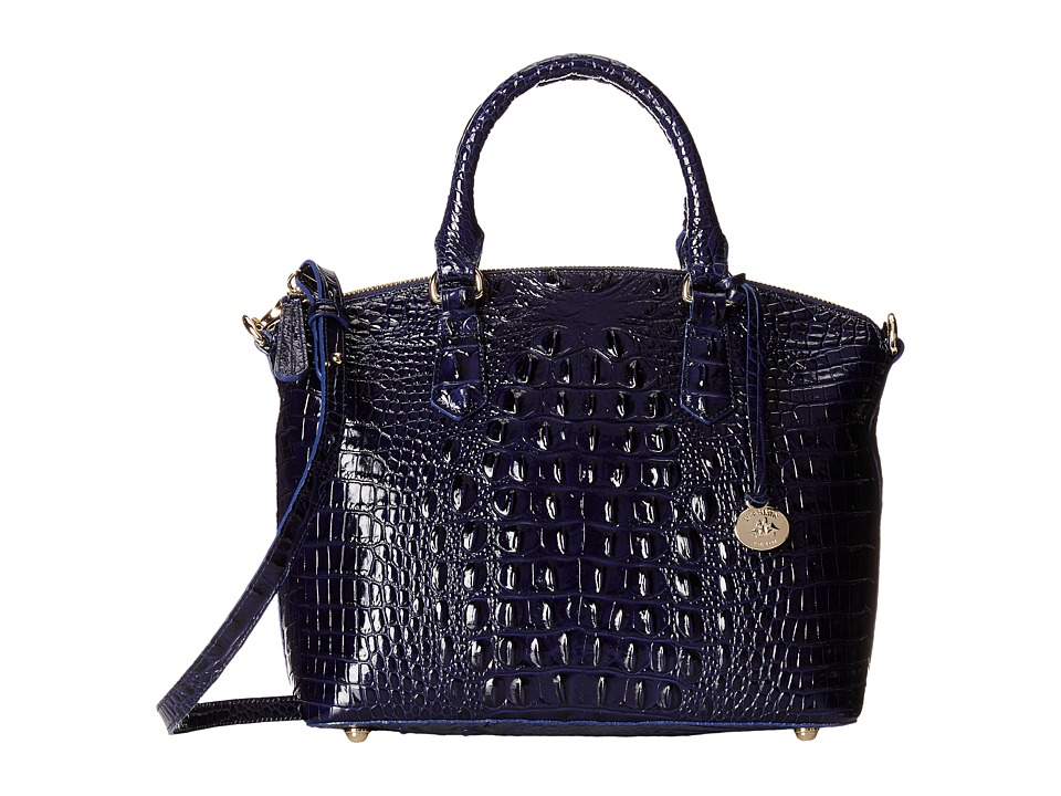 Brahmin Duxbury Satchel Ink Satchel Handbags