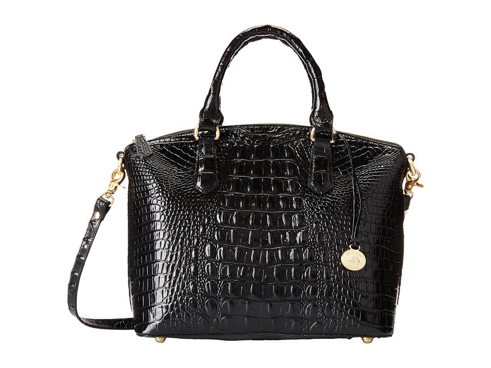 Brahmin Duxbury Satchel Black Satchel Handbags