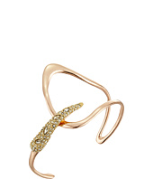 Alexis Bittar - Encrusted Overlapping Cuff Bracelet