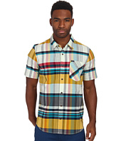 L-R-G - Short Sleeve Madras Plaid Woven