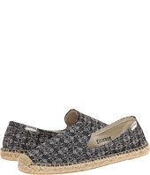 Soludos - Smoking Slipper Vintage Jacquard