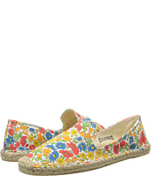 Soludos - Smoking Slipper Field Day Floral