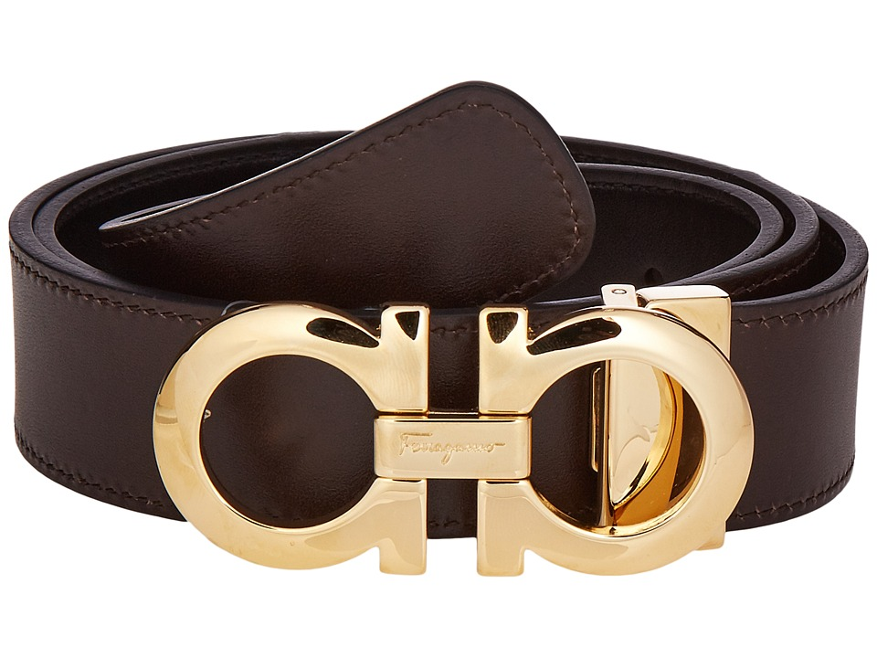 Salvatore Ferragamo Reversible/Adjustable Belt - 675542 (...