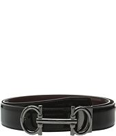 Salvatore Ferragamo - Double Adjustable/Reversible Belt - 679310