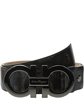 Salvatore Ferragamo - Printed Adjustable Belt - 679316