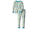 Stretch L/S Kids PJ (Toddler/Little Kids)