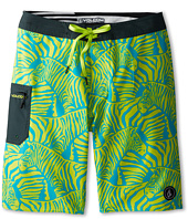 Volcom Kids - Lido Zee Brah Boardshorts (Big Kids)