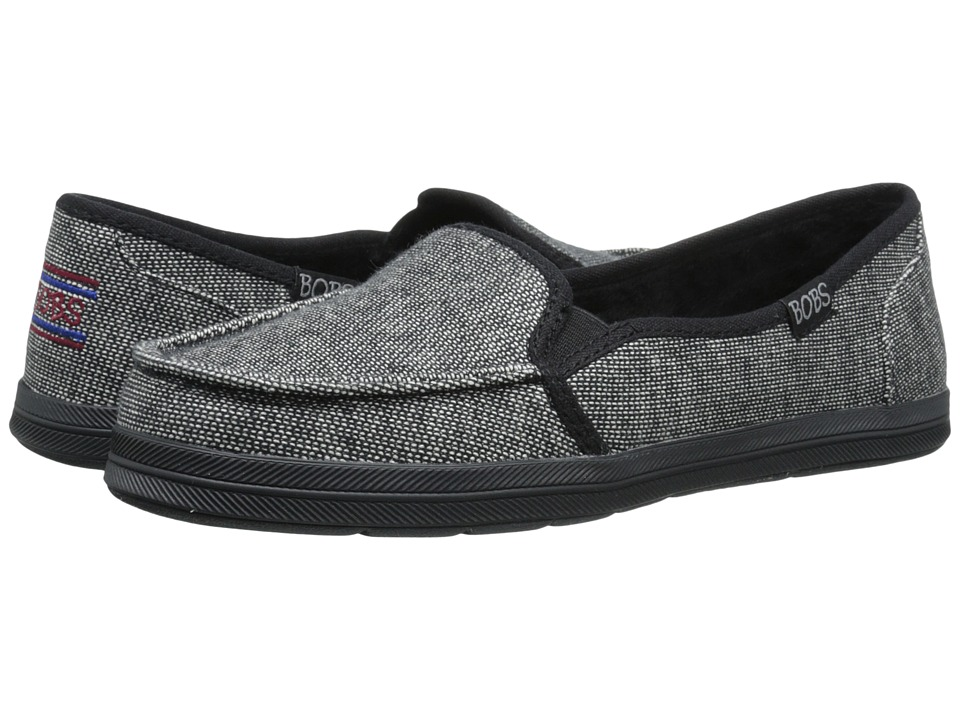 BOBS from SKECHERS Bobs Flexy (Black) Women