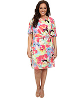 Tahari by ASL Plus - Plus Size Gina Dress