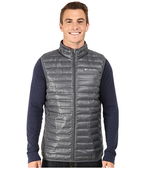 Columbia Flash Forward™ Down Vest - Graphite