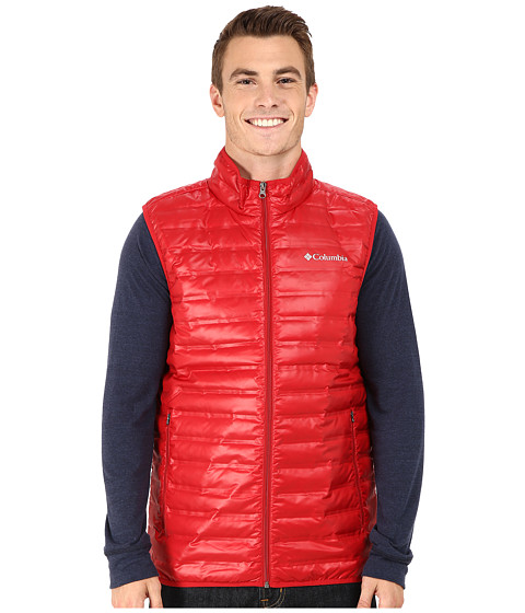 Columbia Sportswear Men's Flash Forward Down Vest
