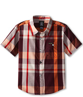 Volcom Kids - Campton Short Sleeve Shirt (Toddler/Little Kids)