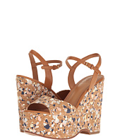 Tory Burch - Logo Heel 135mm Cork Wedge