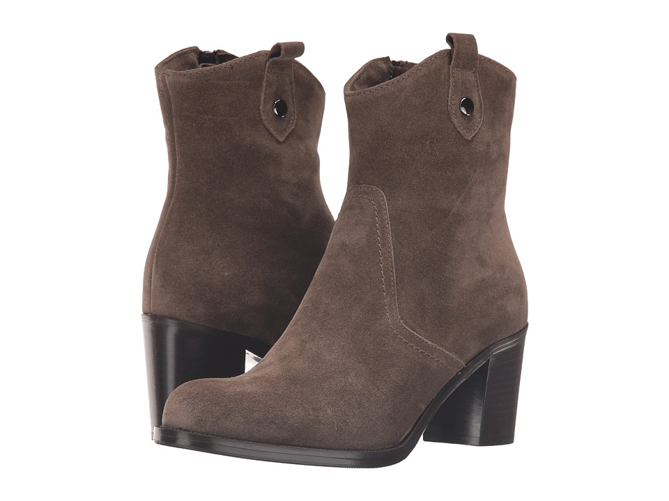La Canadienne - Phinn (Stone Oiled Suede) Women