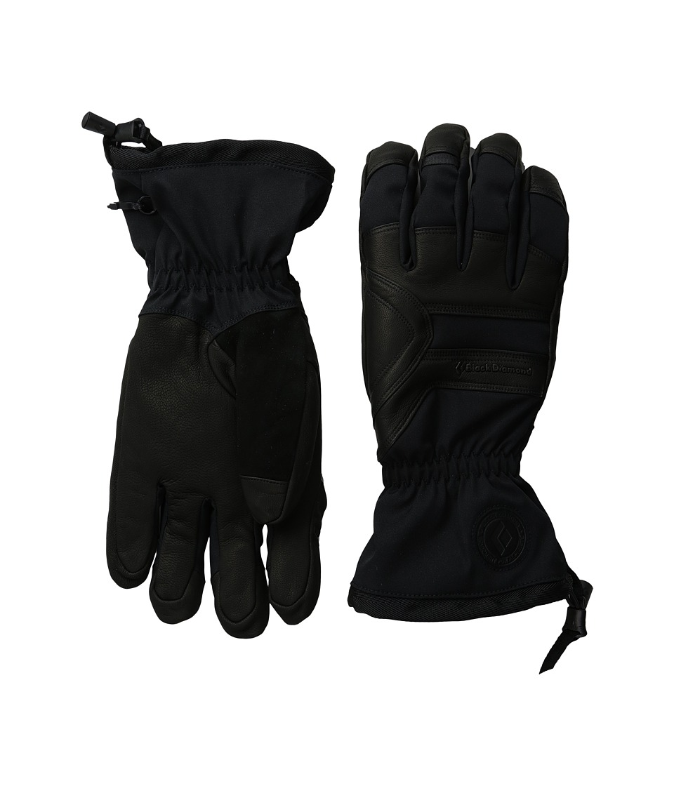 Black Diamond - Patrol Glove (Black) Extreme Cold Weather Gloves