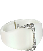 Alexis Bittar - Crystal Encrusted Liquid Hinge Bracelet
