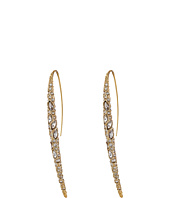 Alexis Bittar - Encrusted Spear w/ Infinity Wire Earrings