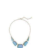 Alexis Bittar - Crystal Encrusted Articulated Bib Necklace