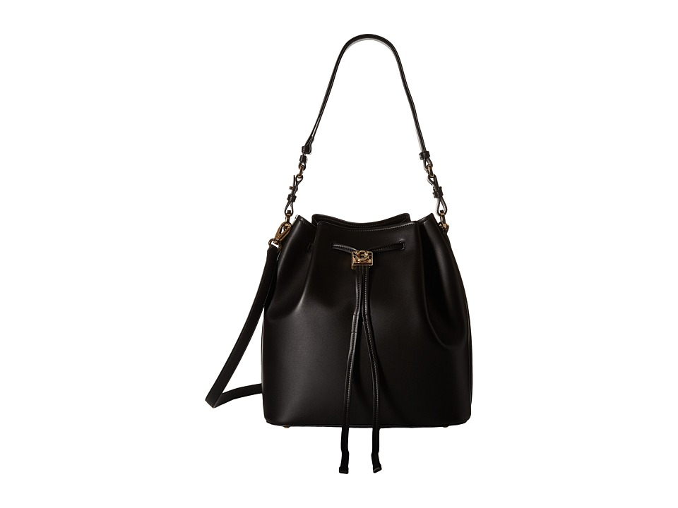 Salvatore Ferragamo - 21F289 Sansy (Nero) Handbags