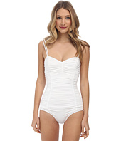 Michael Kors - Shirred Maillot